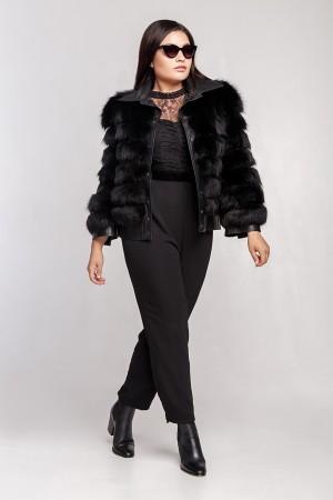 Куртка из меха лисы (2021)